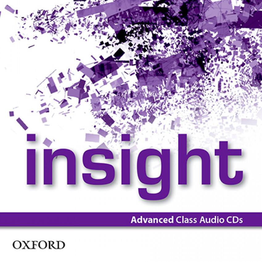 Insight Advanced: Cl CD (3)