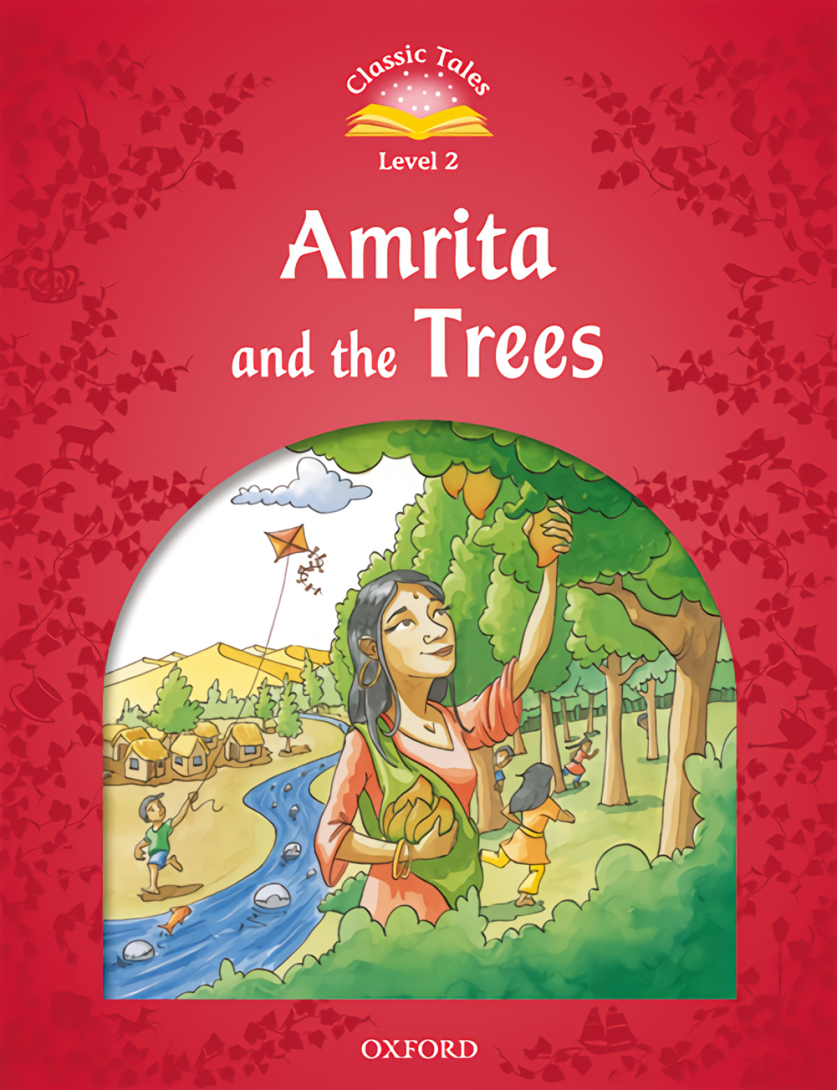 amrita & the trees.(2 classic tales)