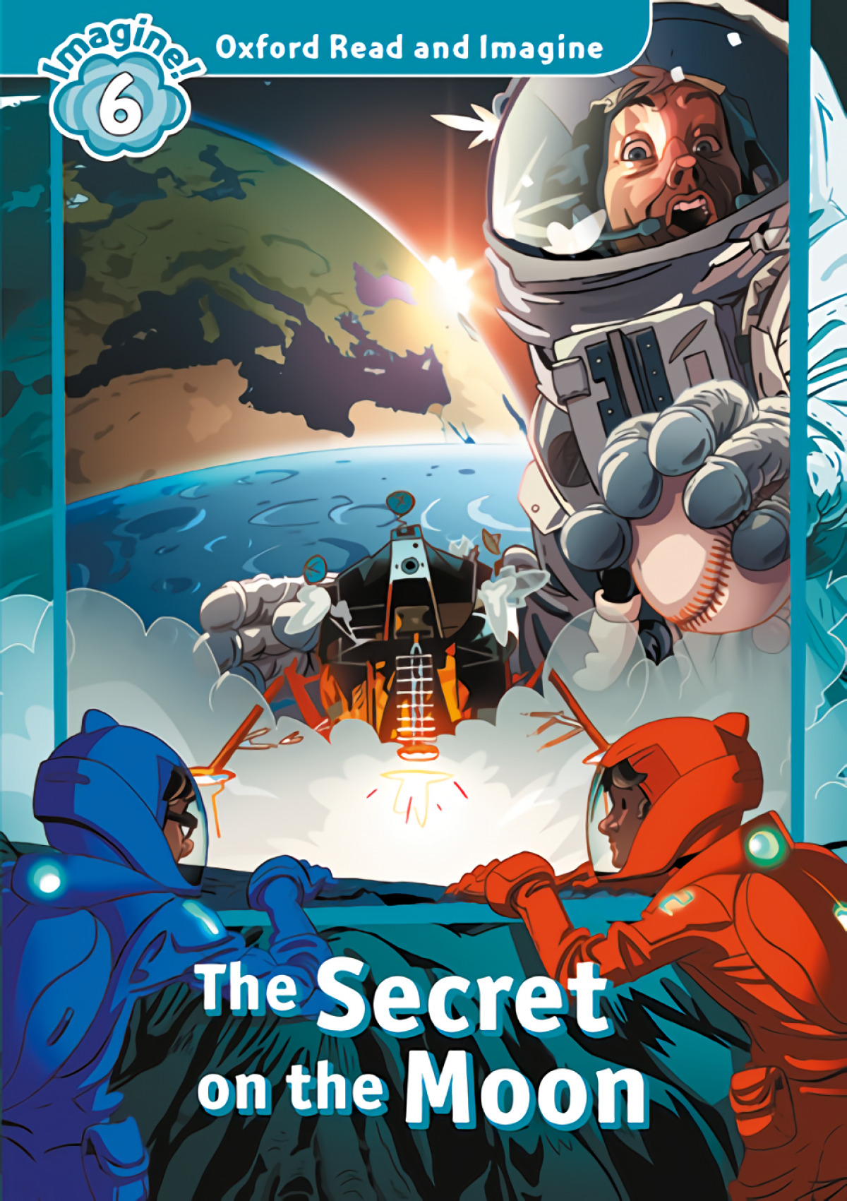 Oxford Read and Imagine 6. Secret on the Moon MP3 Pack