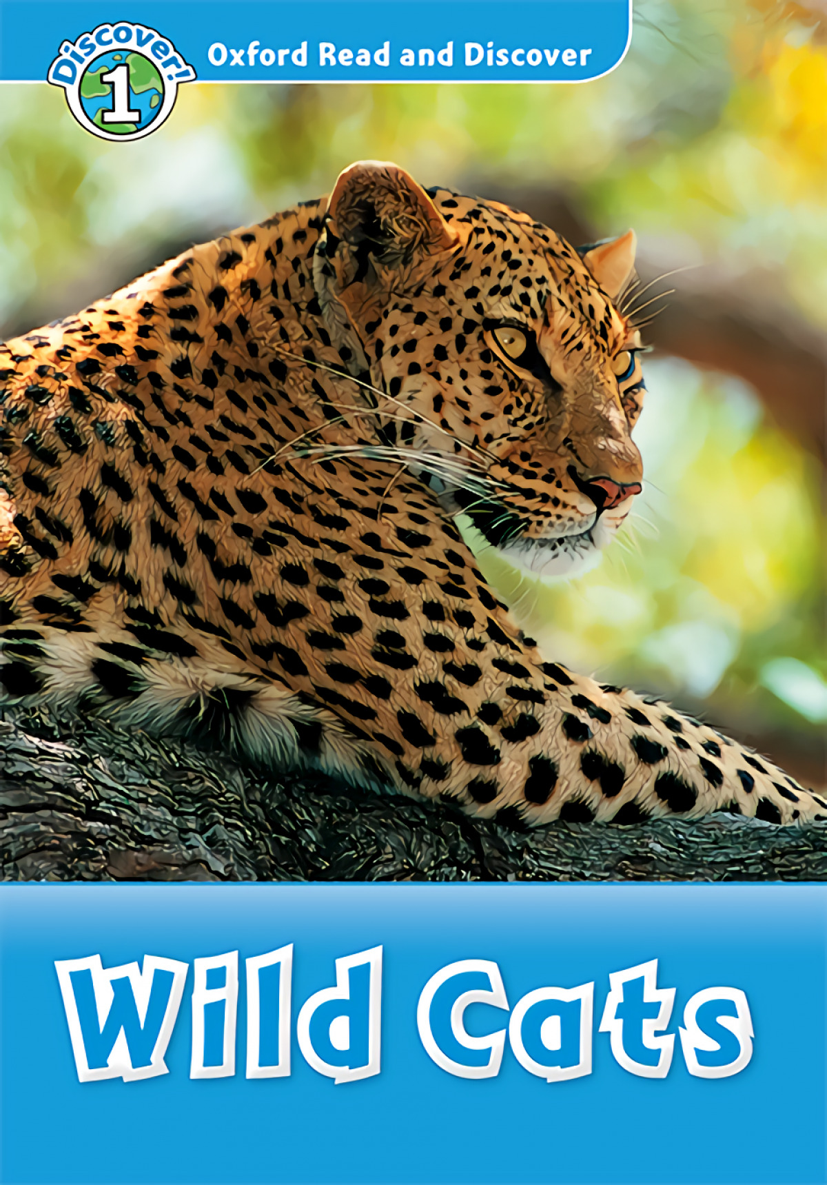 Oxford Read and Discover 1. Wild Cats MP3 Pack