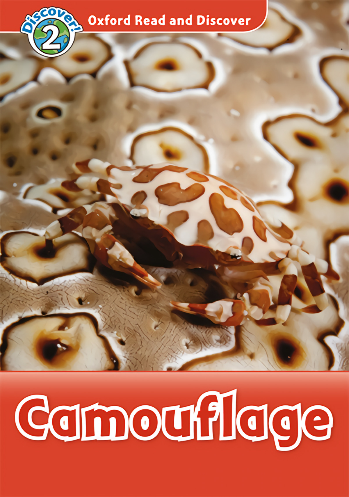 Oxford Read and Discover 2. Camouflage MP3 Pack