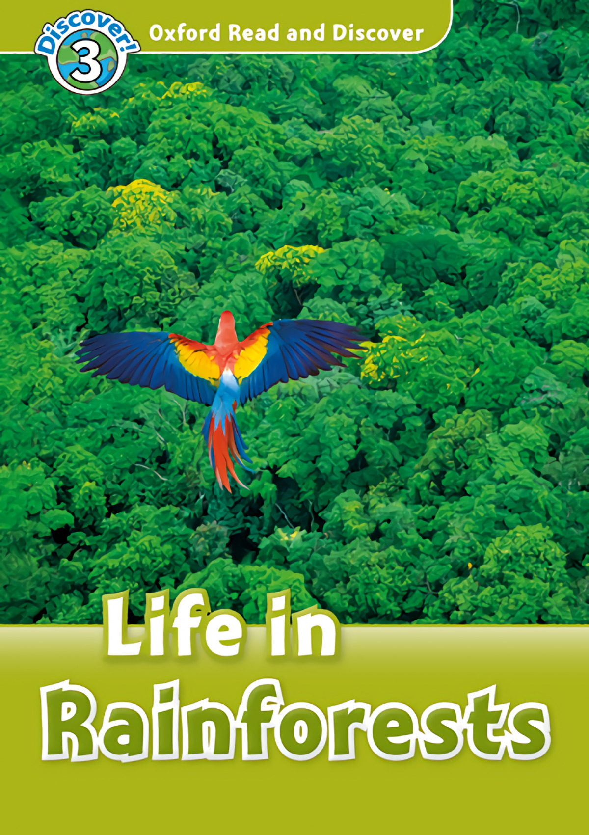 ORD 3/LIFE IN RAINFORESTS.(+MP3)