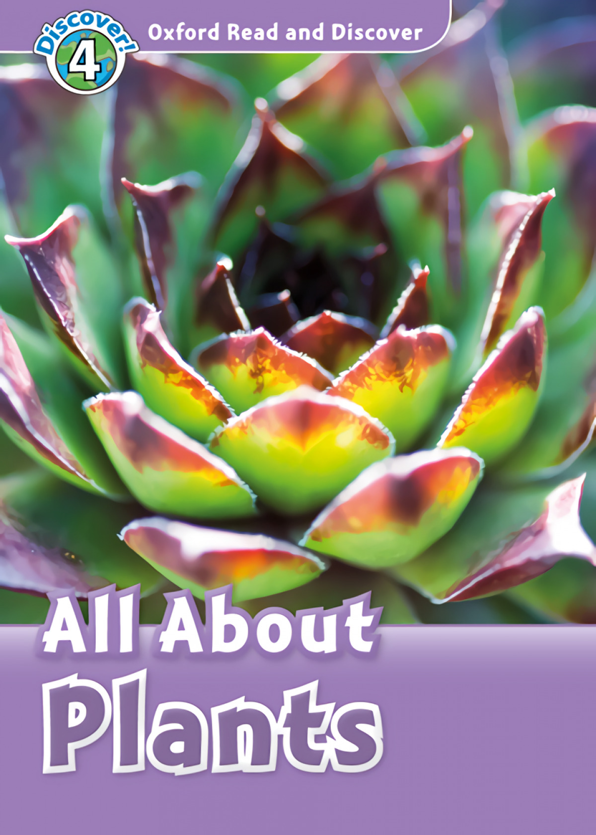 Oxford Read and Discover 4. All About Plants MP3 Pack