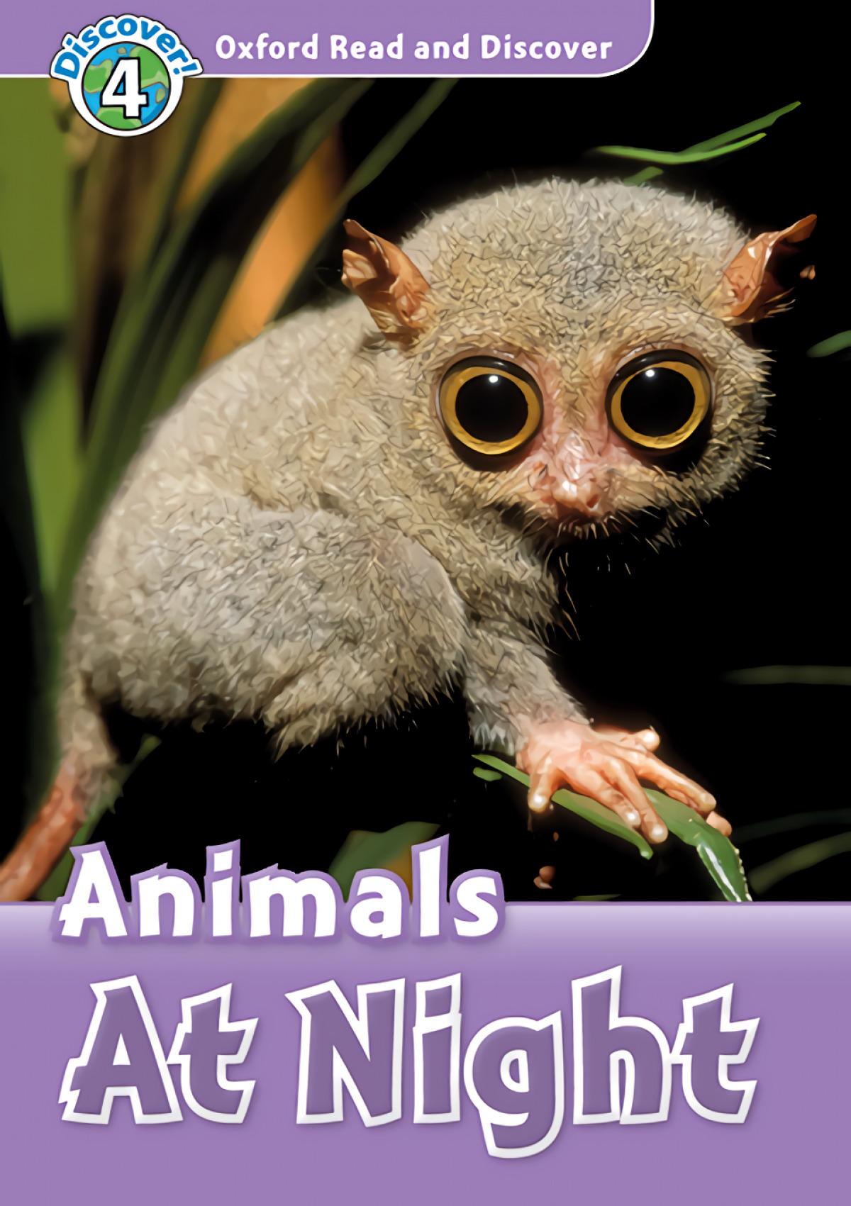 ORD 4/ANIMALS AT NIGHT.(+MP3)