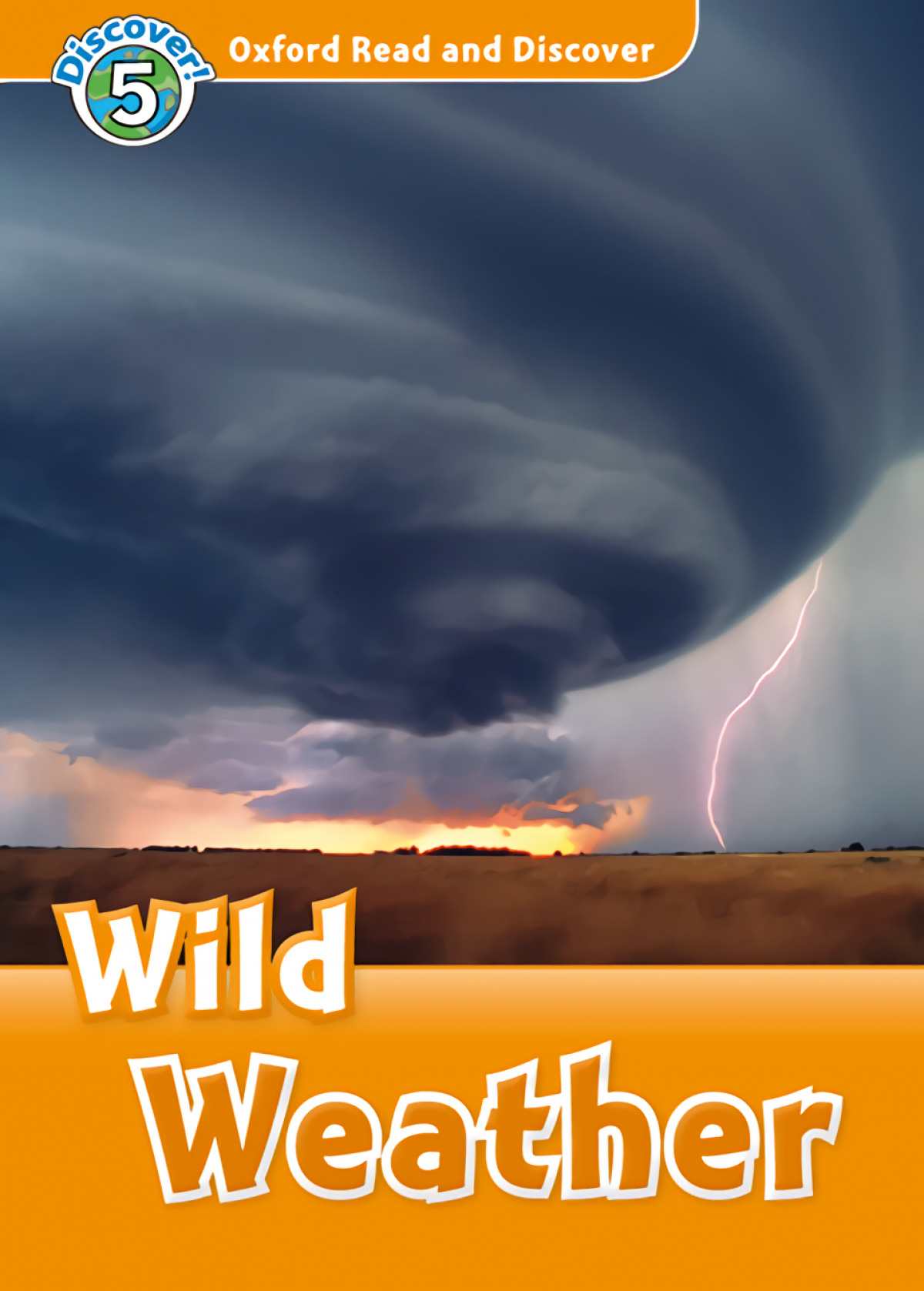 Oxford Read and Discover 5. Wild Weather MP3 Pack