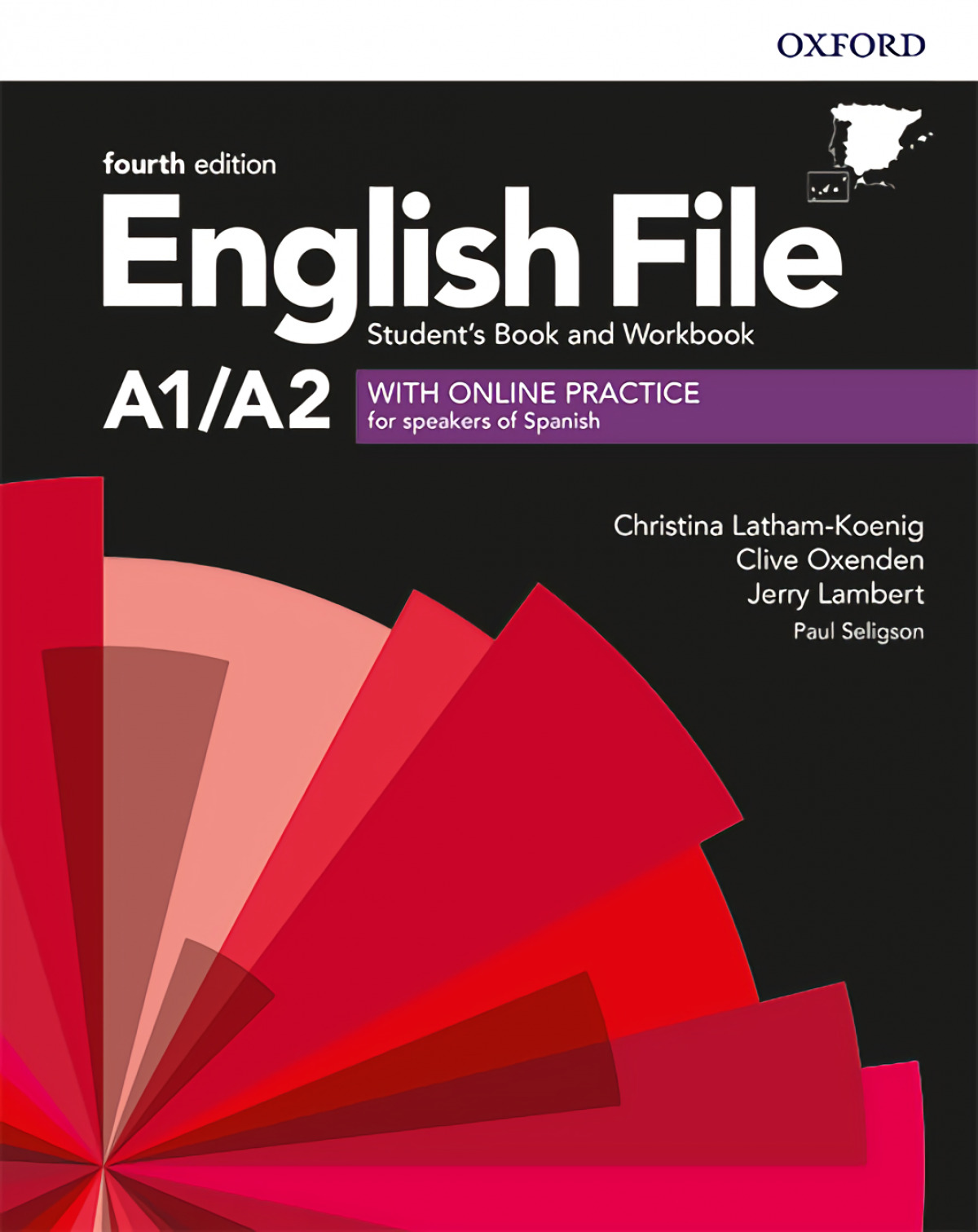 ENGLISH FILE A1 A2 ELEMENTARY STUDENT S WORKBOOK WITHOUT KEY WITH ONLINE PRACTICE FOURTH EDITION 978