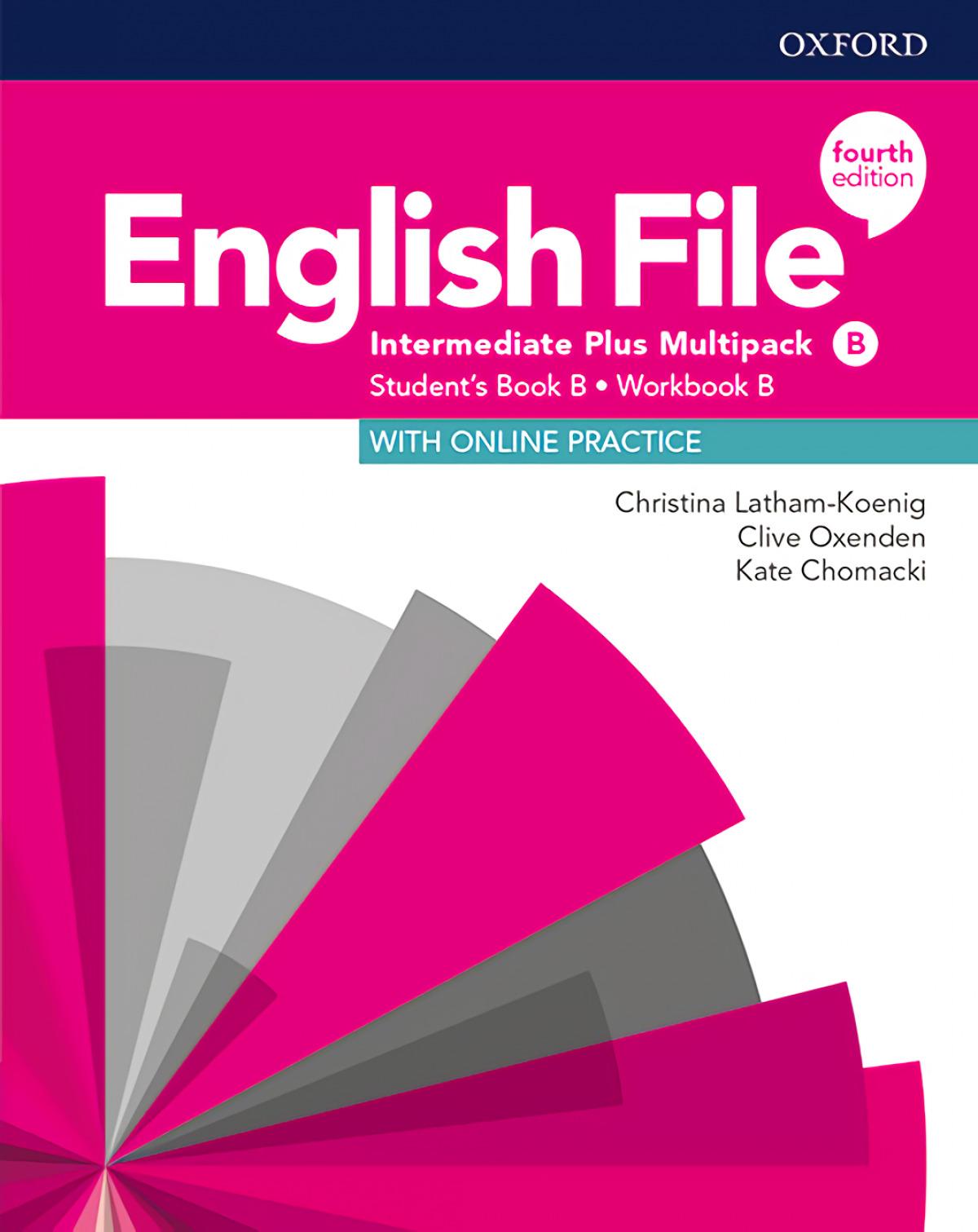 English File 4th Edition Intermediate Plus. Student's Book Multipack B