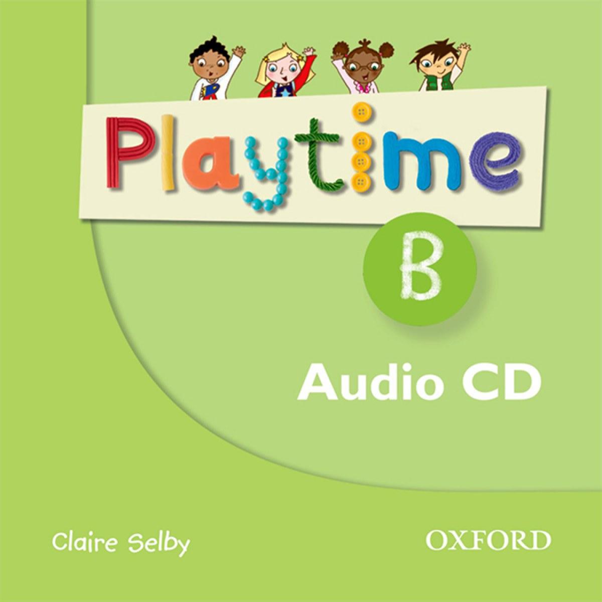 Playtime B. Class Audio CD