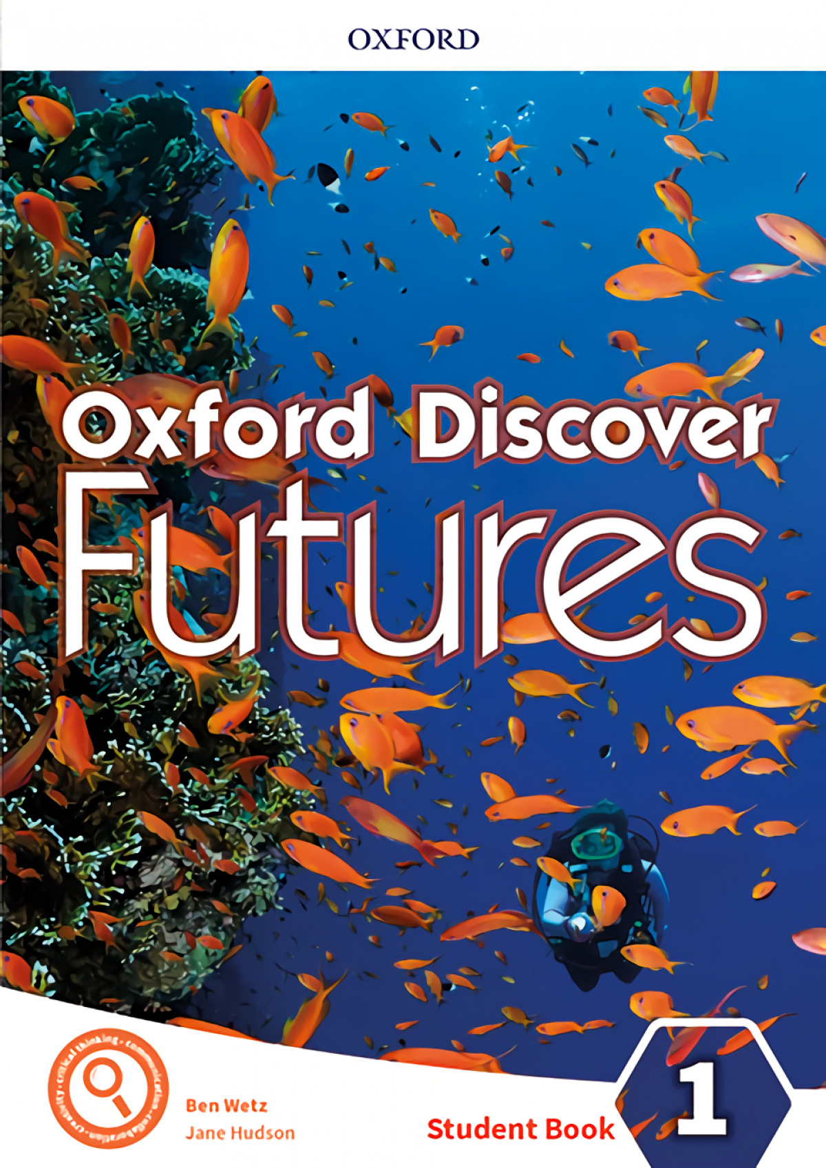 Oxford Discover Futures 1. Student's Book