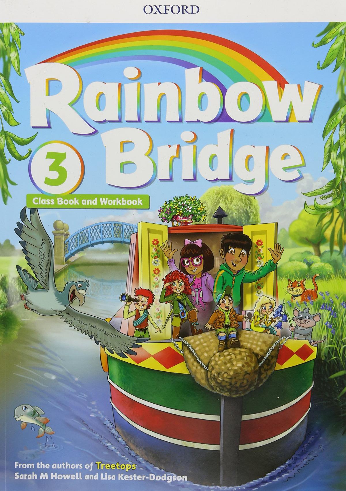 rainbow bridge 3 student+workbook