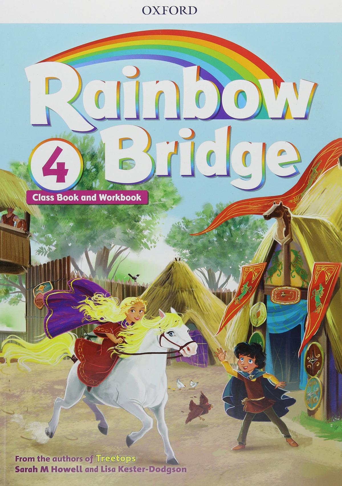 rainbow bridge 4 student + workbook