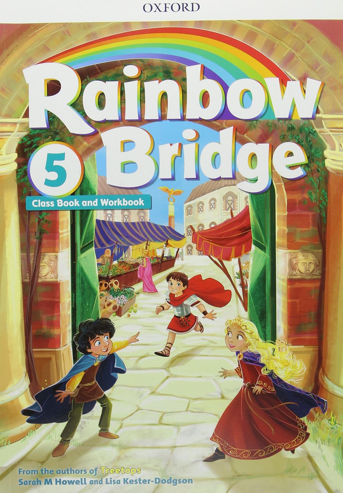 rainbow bridge 5 student+workbook