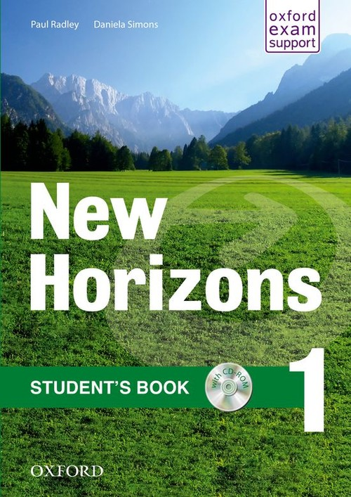 NEW HORIZONS 1 STUDENTS BOOKS OXFORD