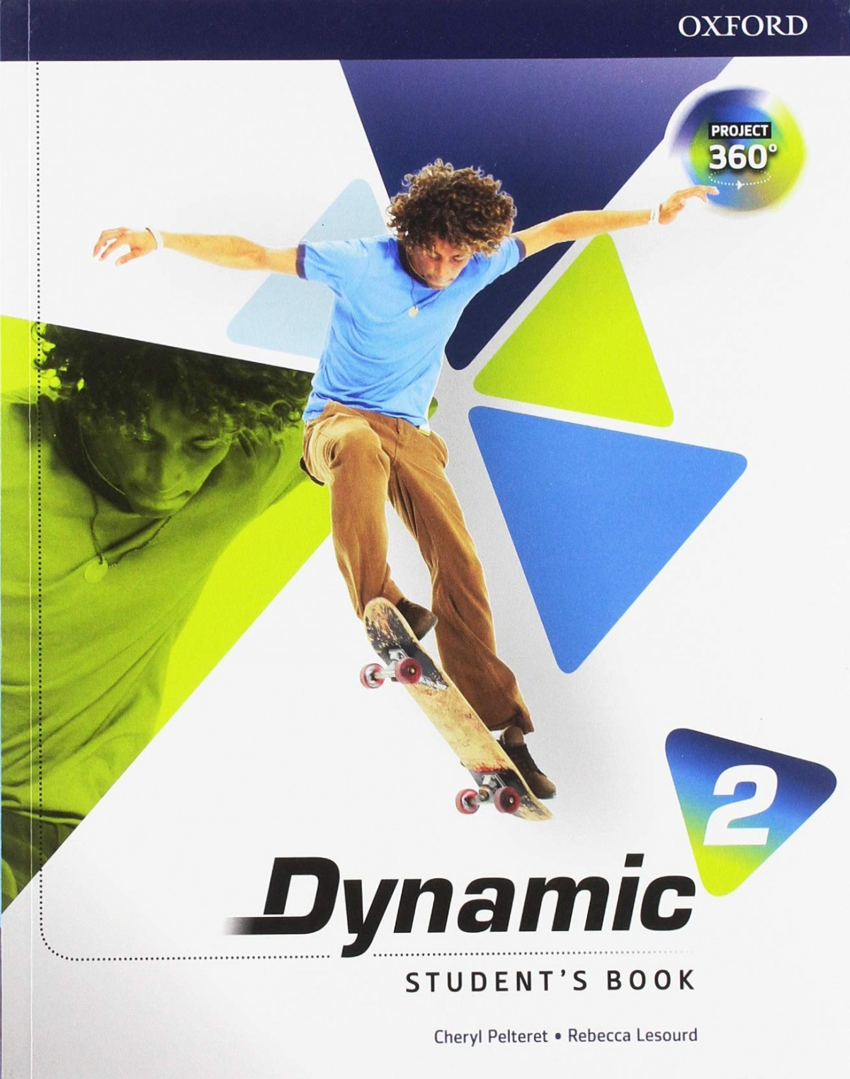 DYNAMIC 2 ESO STUDENTS BOOK