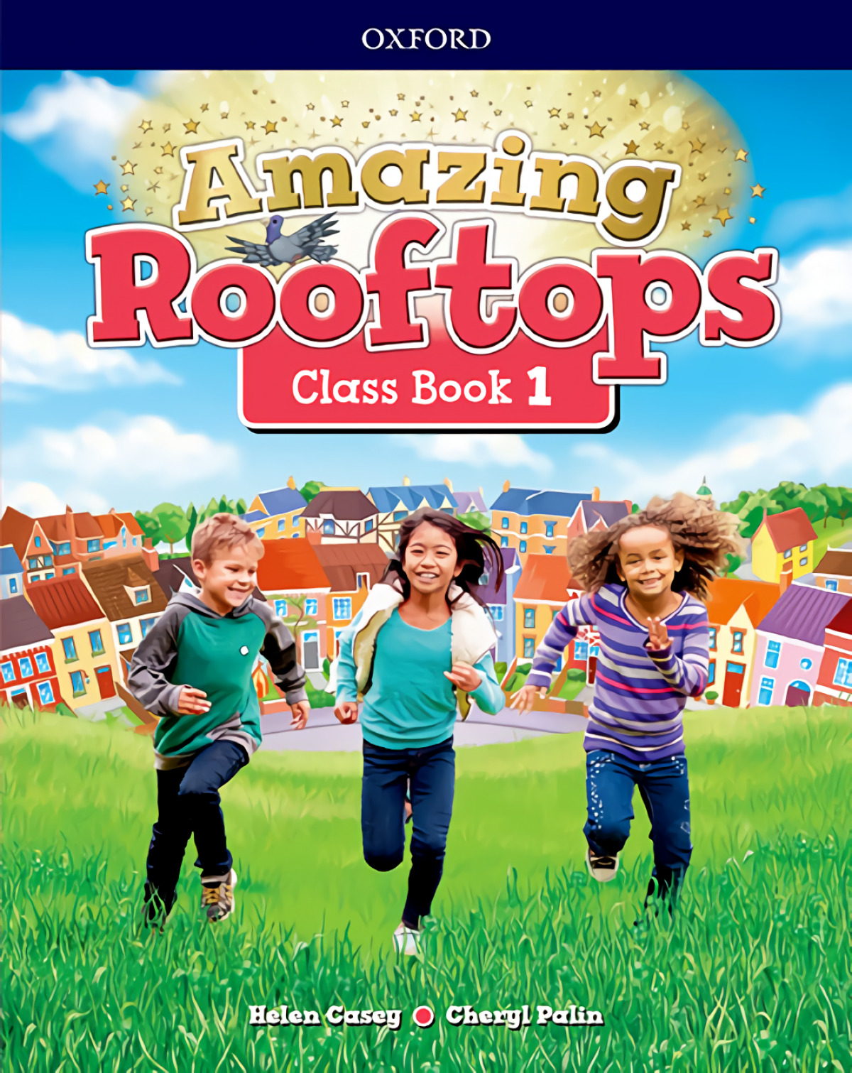 AMAZING ROOFTOPS 1 PRIMARY COURSEBOOK PACK
