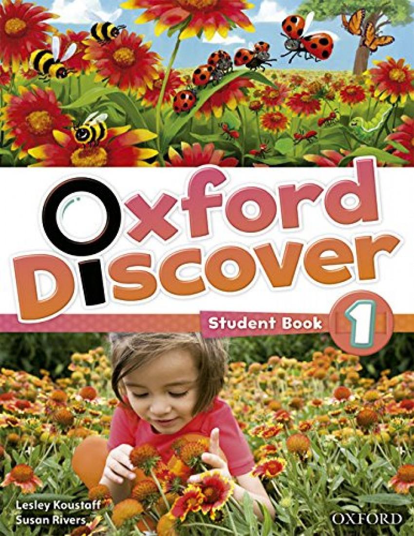Oxford Discover 1: Class Book