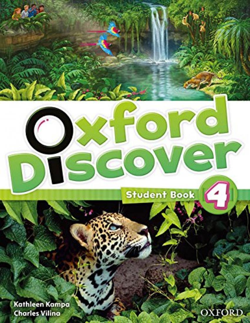 Oxford Discover 4: Class Book