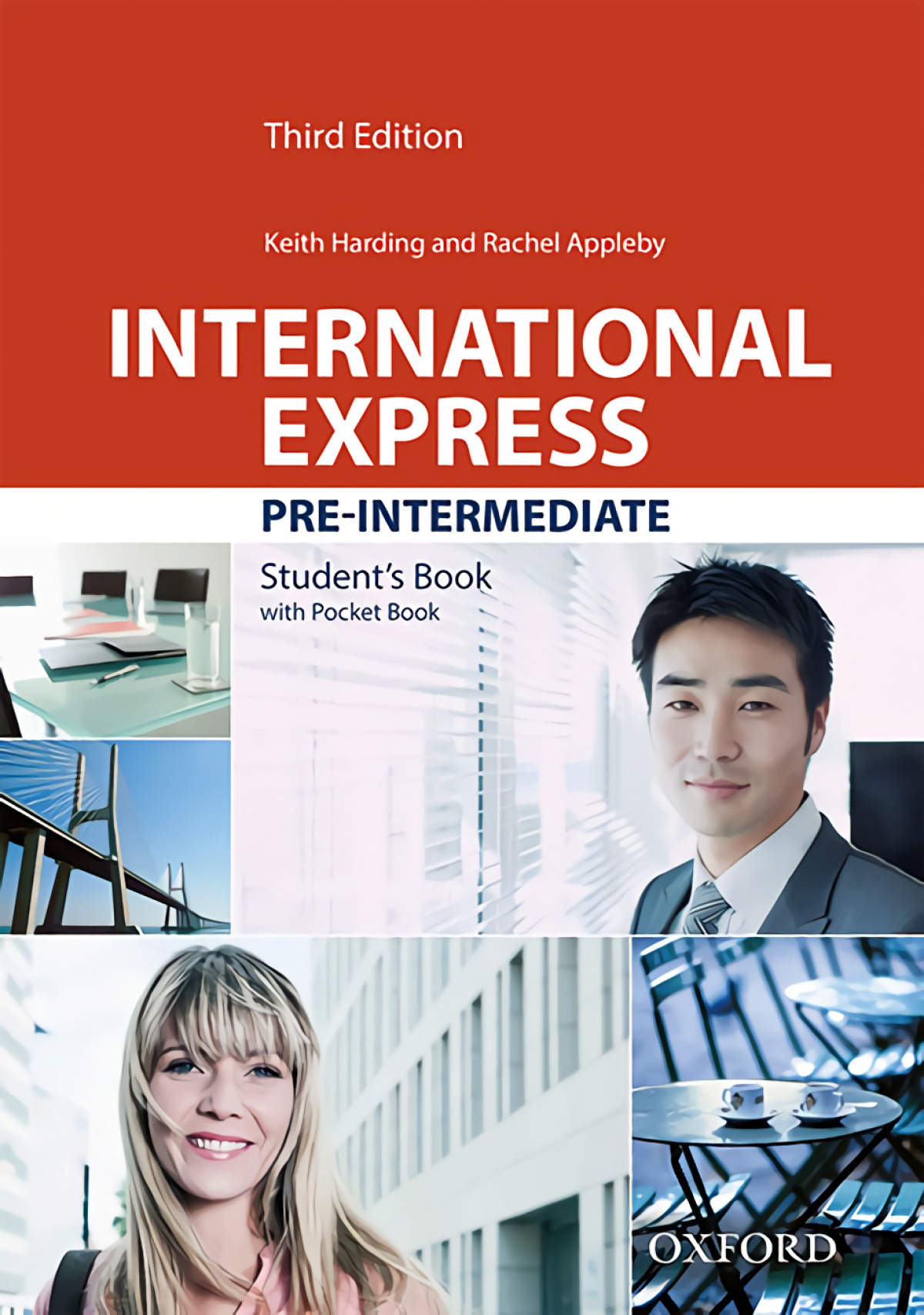 INTERNATIONAL EXPRESS PRE-INTERMEDIATE STUDENTS +ONLINE