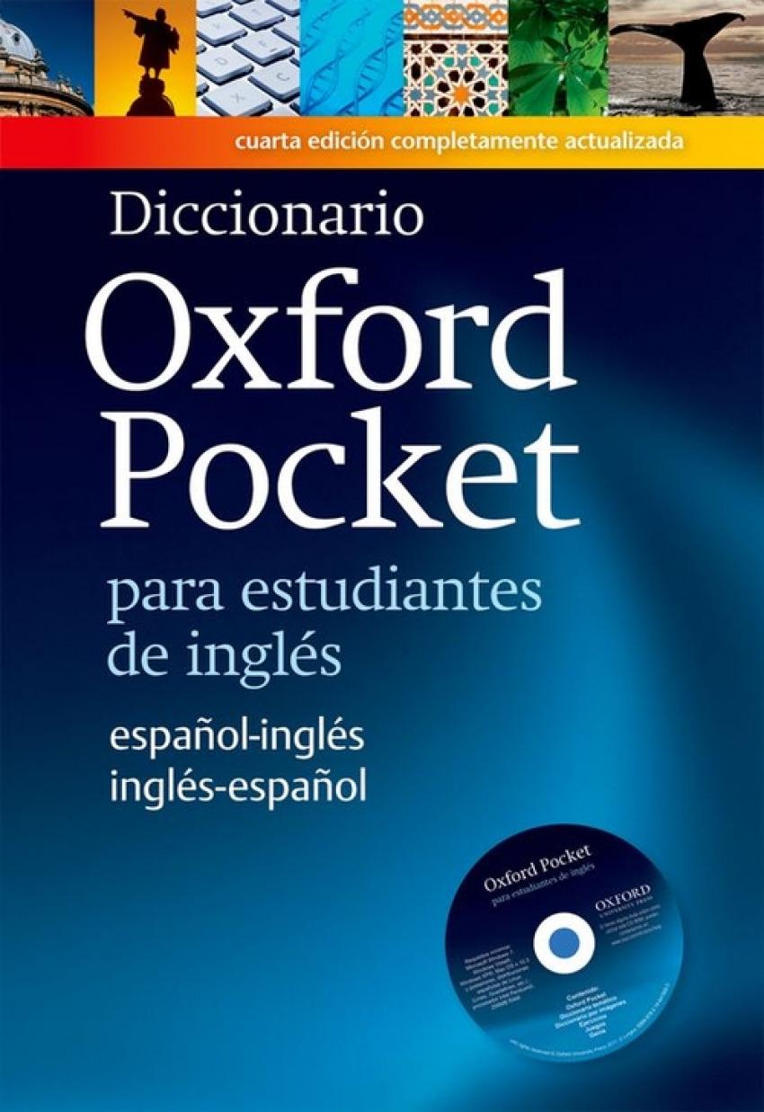 Diccionario Oxford Pocket para estudiantes de inglés: españo