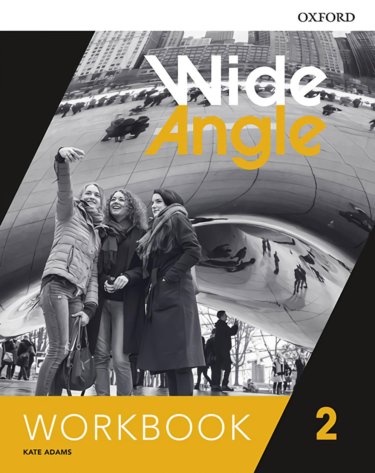 Wide Angle American 2. Workbook