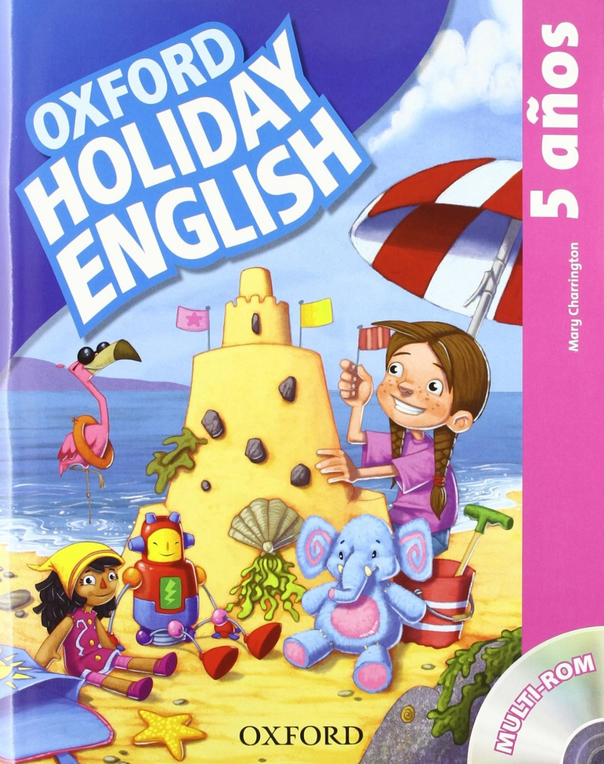 Holiday English Pre-Primary: Pack Spanish