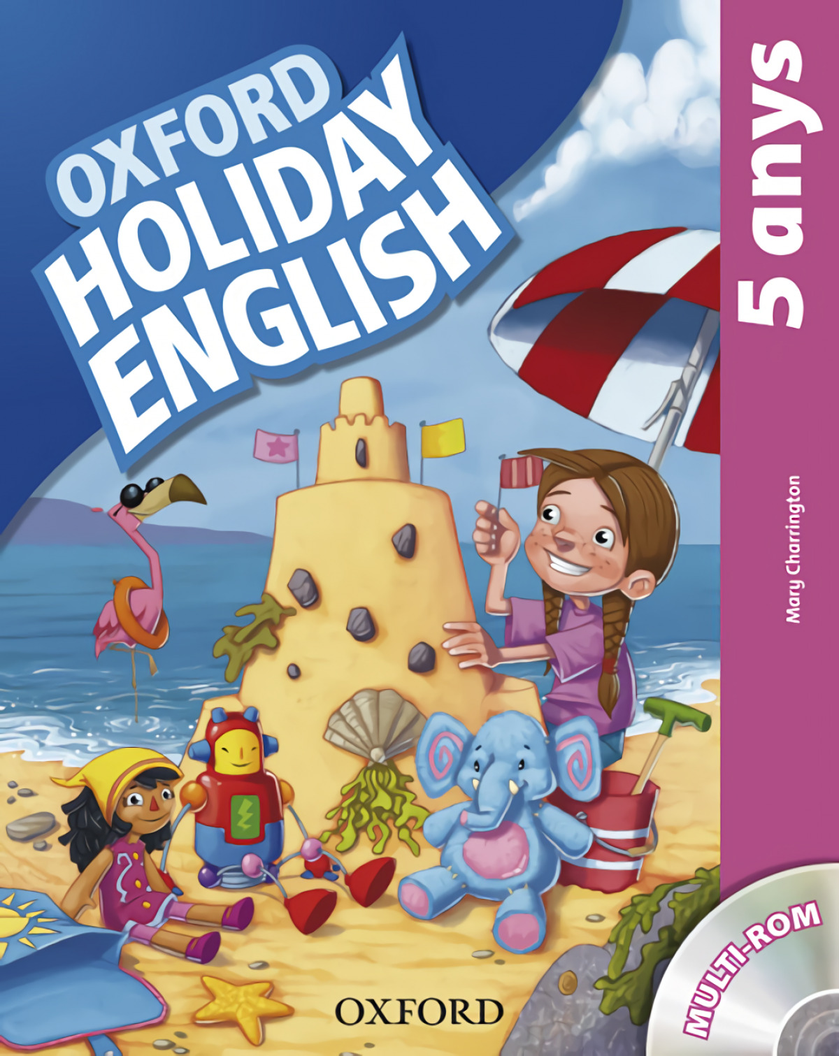 Holiday English Pre-Primary: Pack (catalán)