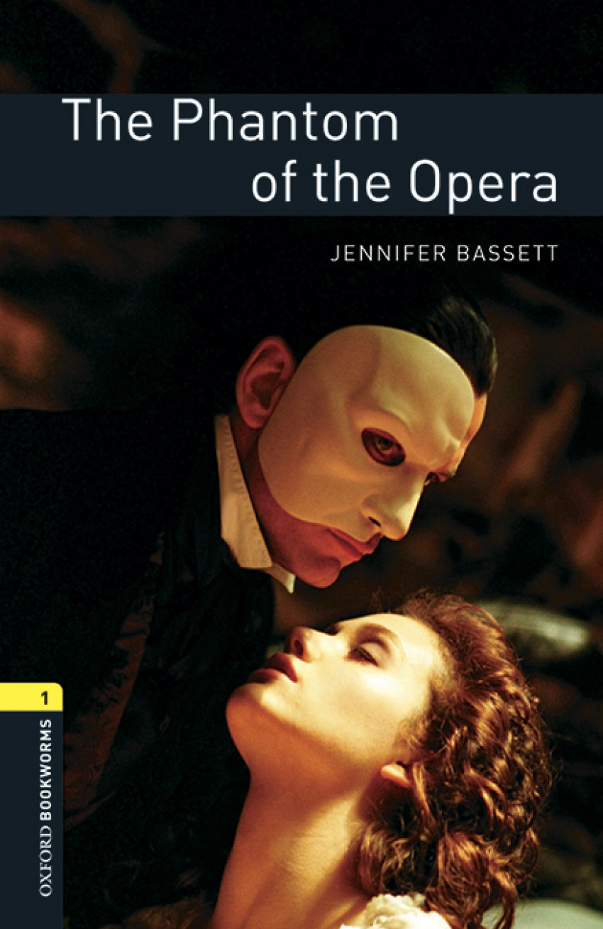 Oxford Bookworms Library 1. Phantom of th Opera MP3 Pack