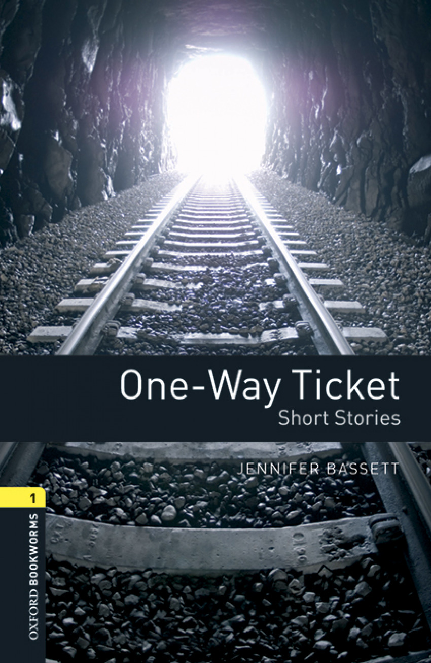 Oxford Bookworms Library 1. One Way Ticket MP3 Pack