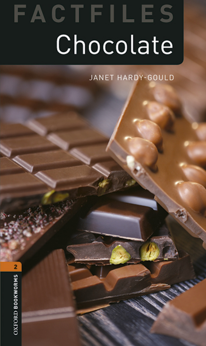 Oxford Bookworms Factfiles 2. Chocolate MP3 Pack