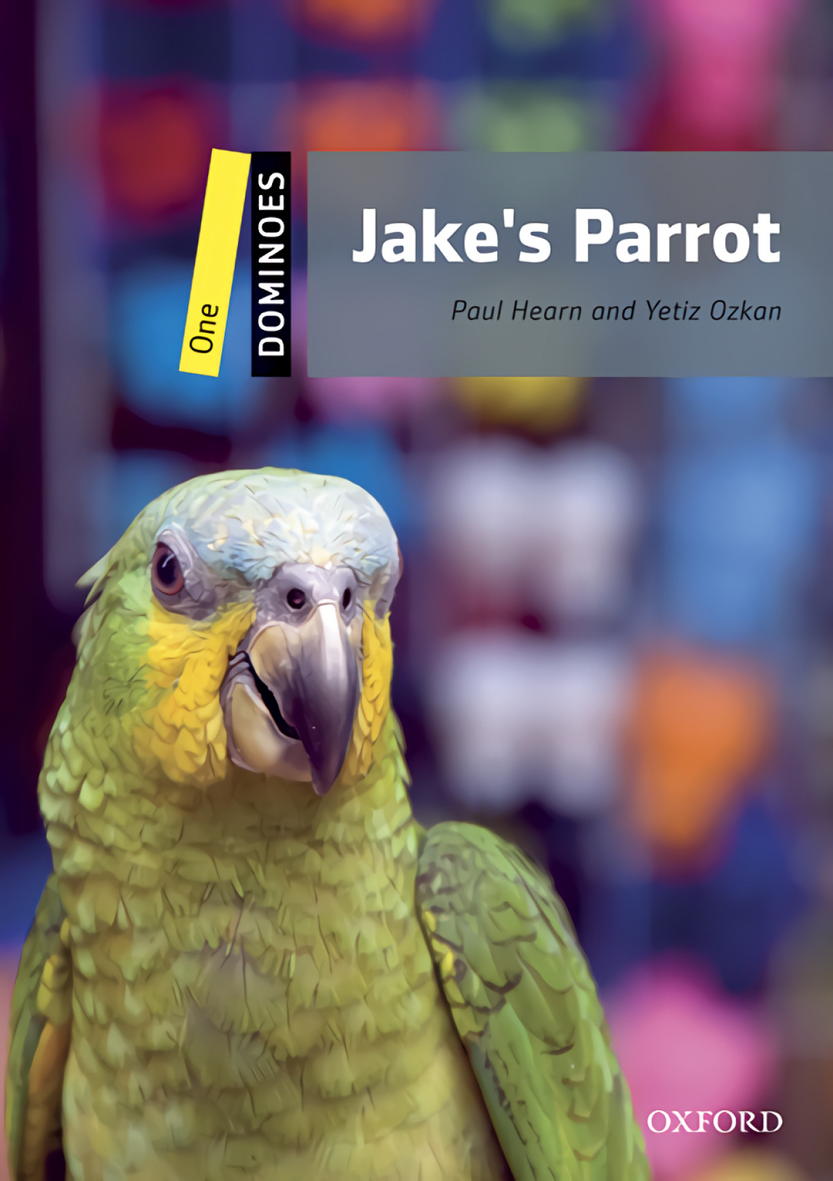 Dominoes 1. Jakes Parrot MP3 Pack