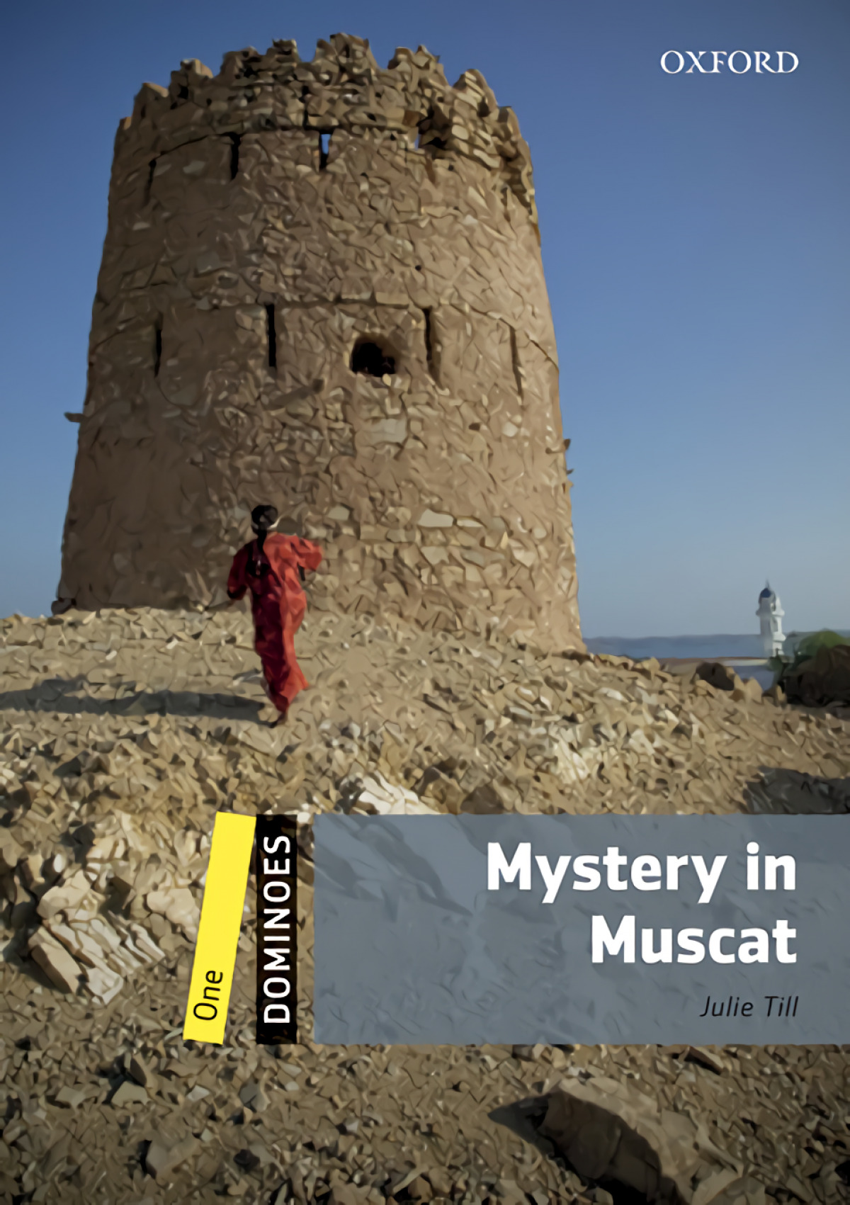 Dominoes 1. Mistery in Muskat MP3 Pack