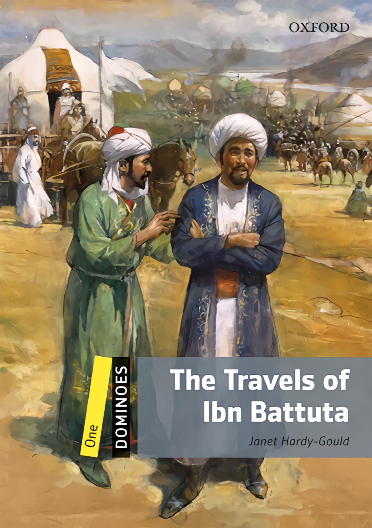 Dominoes 1. The Travels of Ibn Battuta MP3 Pack