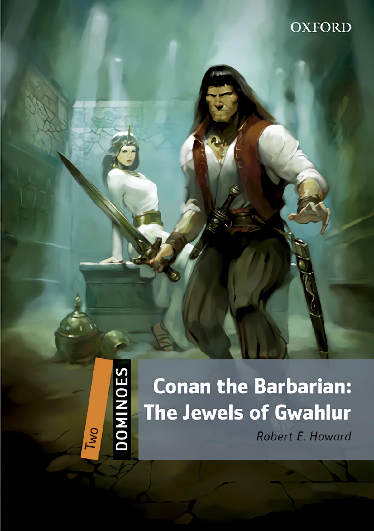 DOMINOES 1 CONAN JEWELS OF GWAHLUR