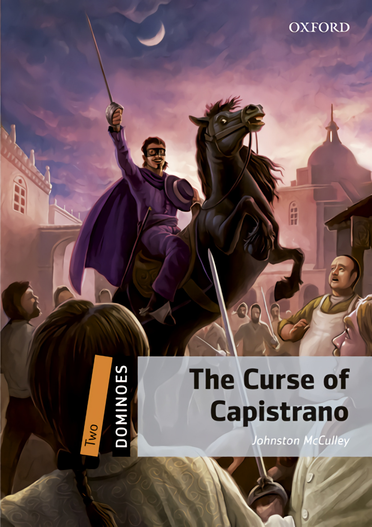 Dominoes 2. The Curse of Capistrano MP3 Pack