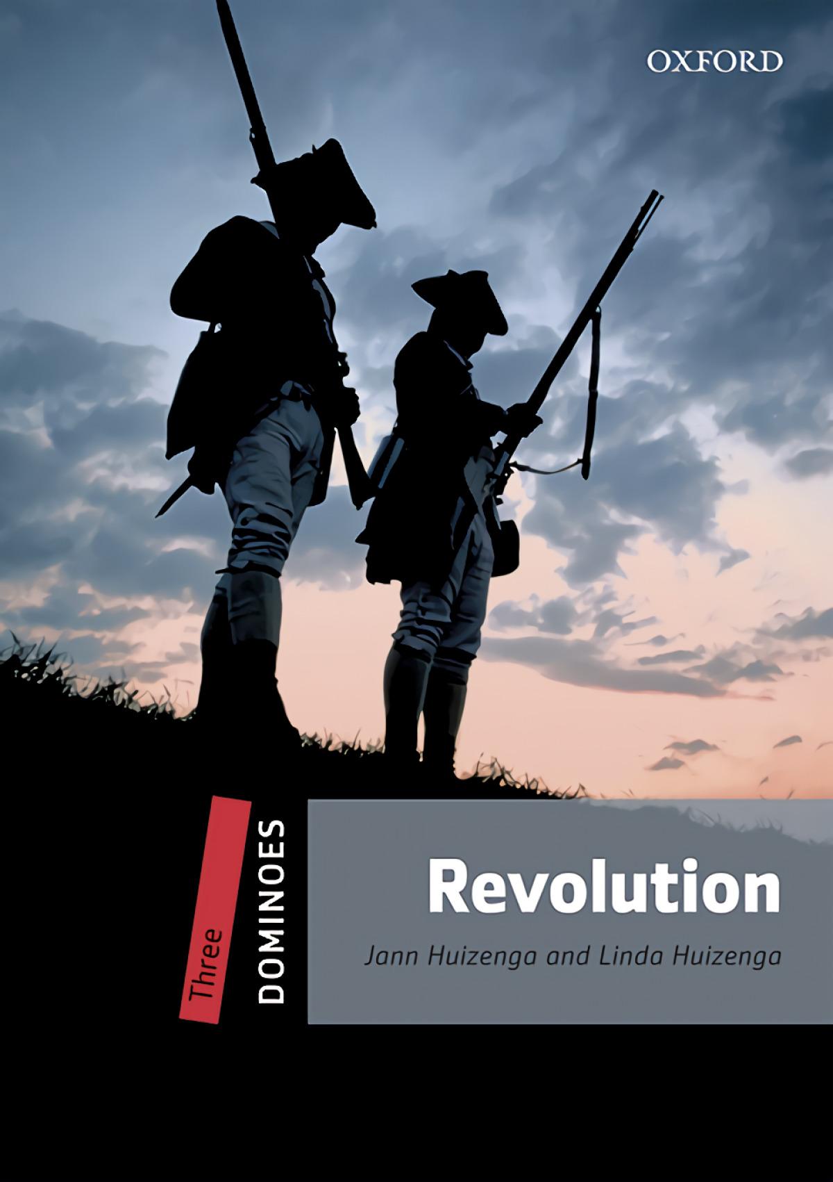 Dominoes 3. Revolution MP3 Pack