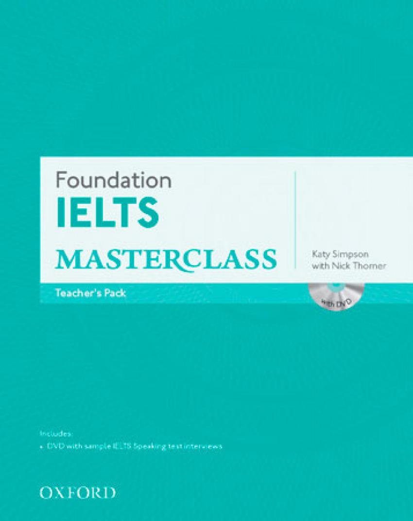 IELTS Foundation Masterclass Teacher's Resource Pack