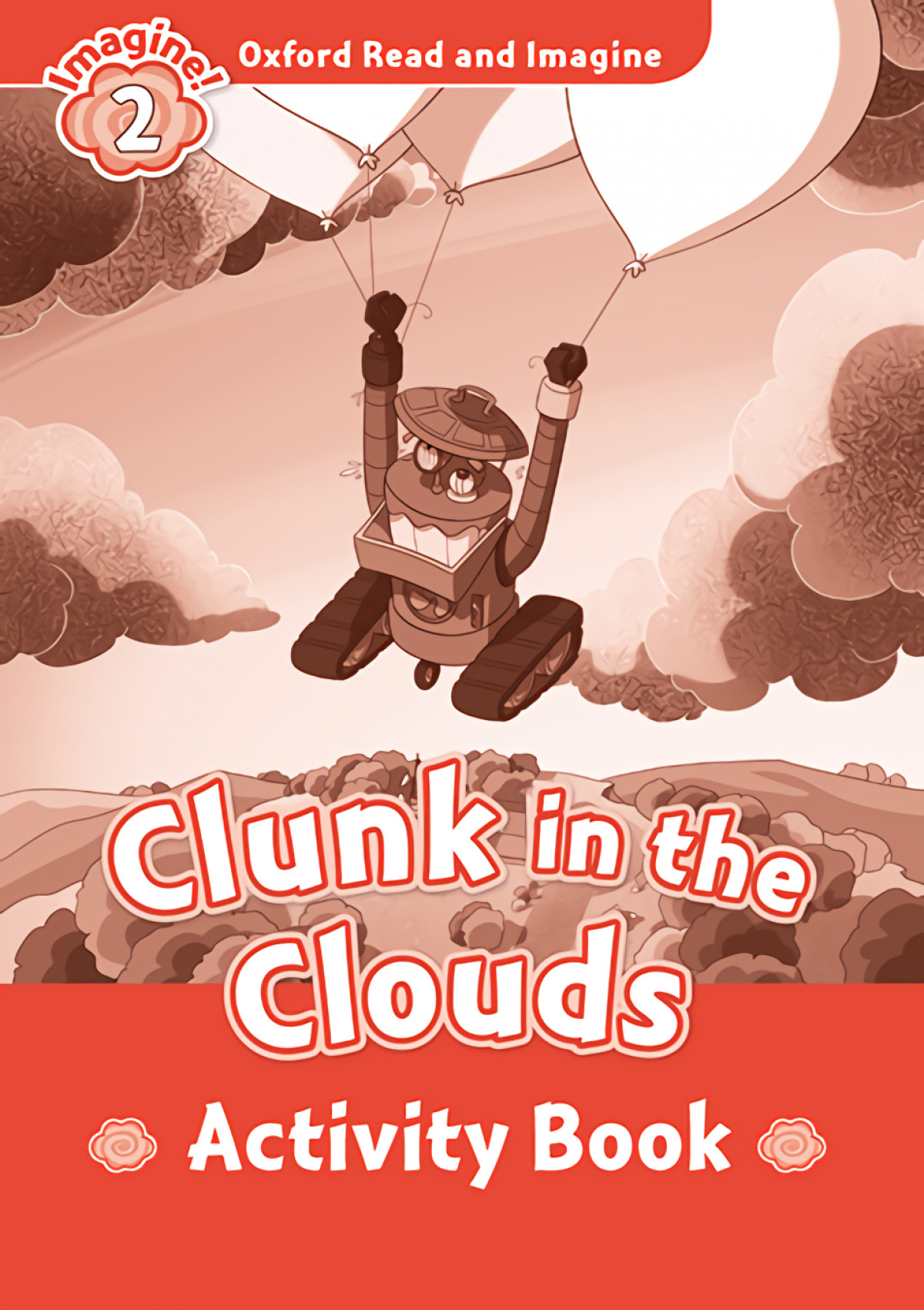 CLUNK IN THE CLOUDS ACTIVITY