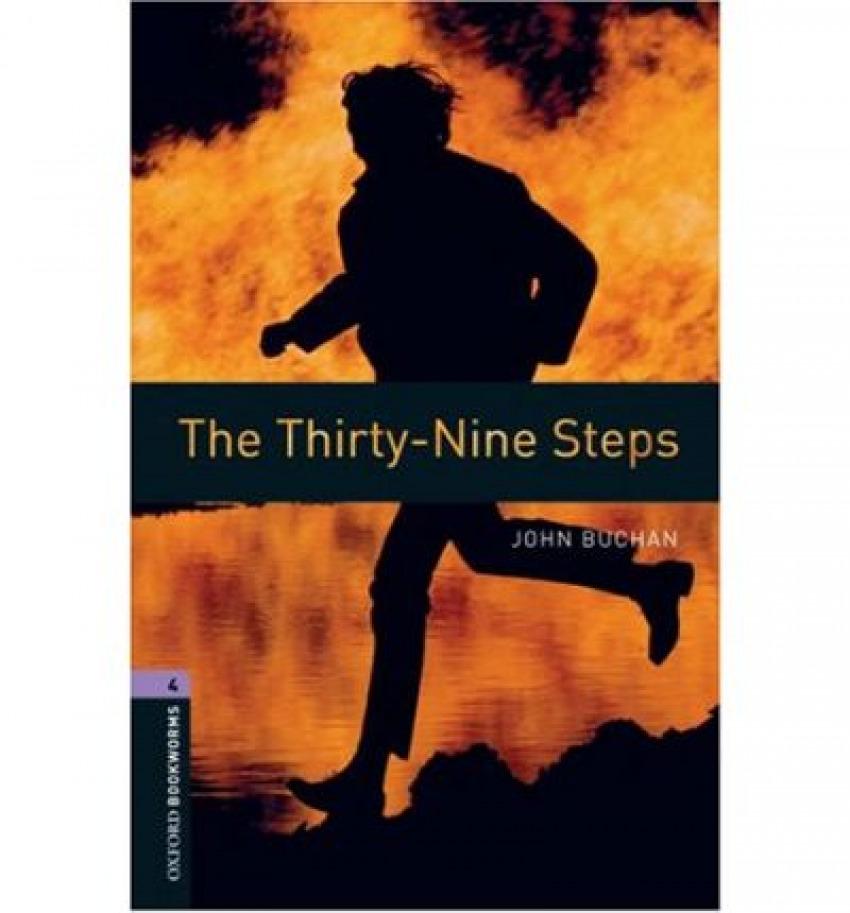 THE THRITY-NINE STEPS