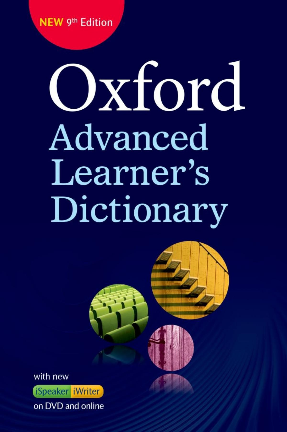 Oxf Adv LearnerS Dict 9E Pb+Dvd-R+Ol Ac