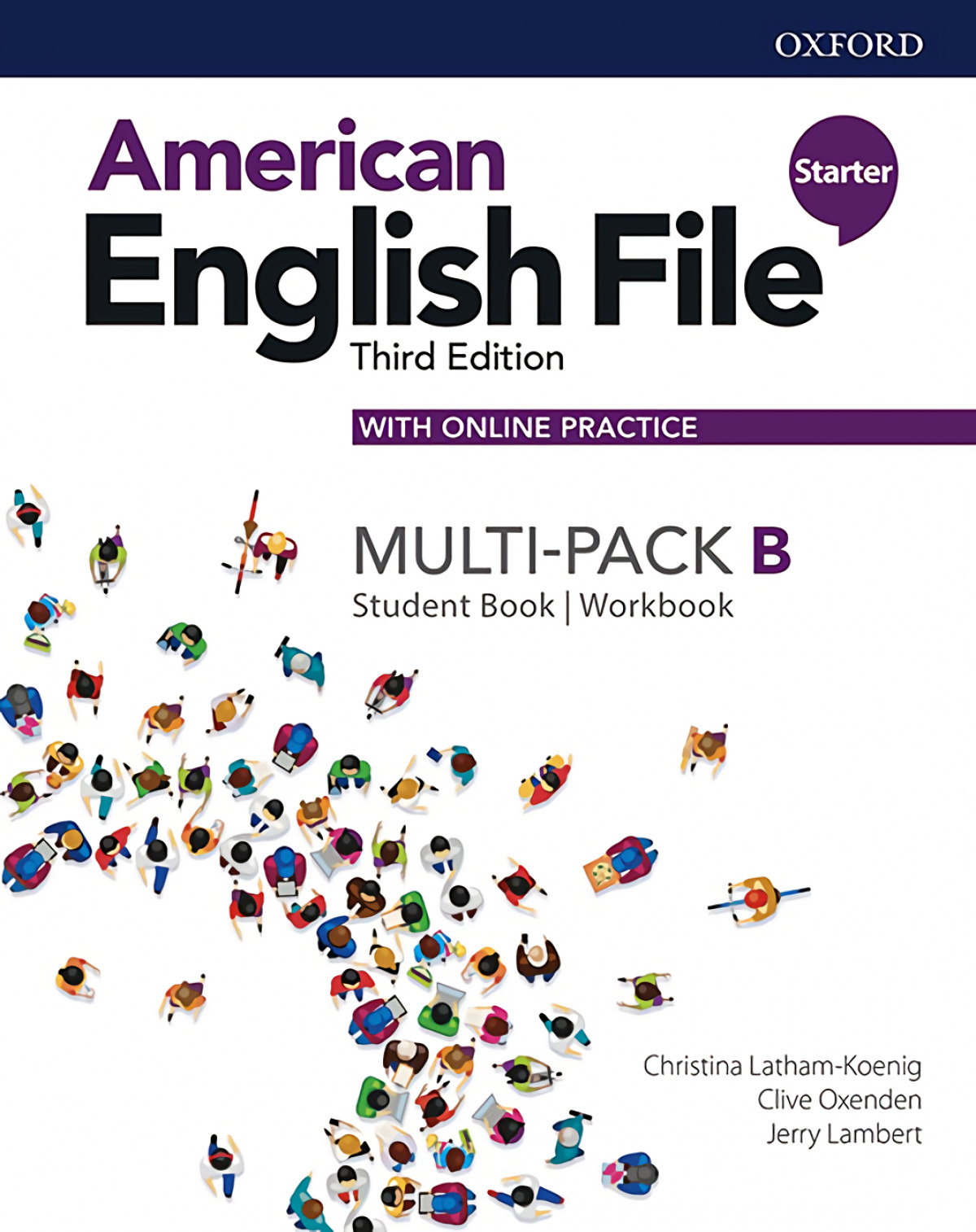 American English File 3th Edition Starter. MultiPack B