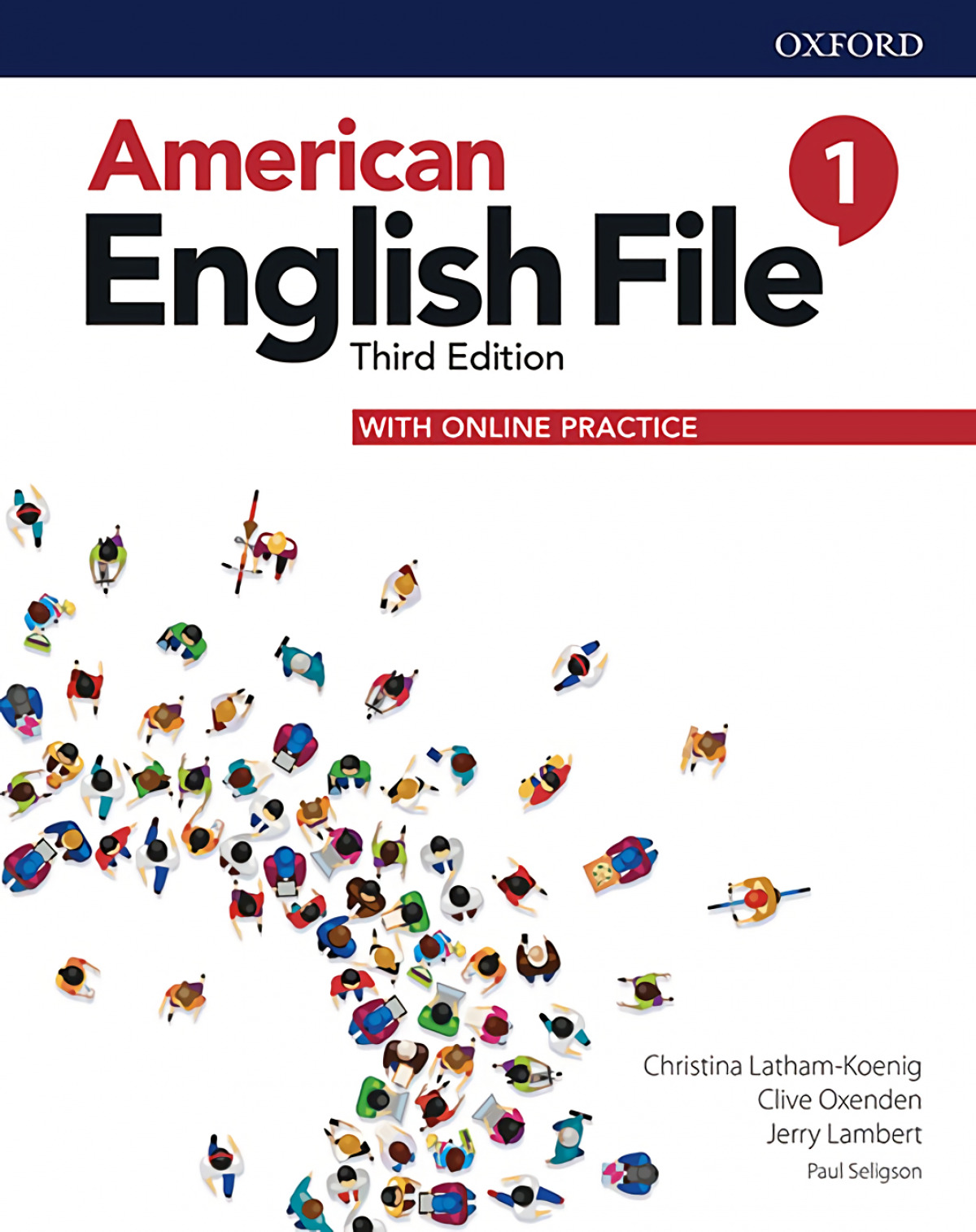 American English File 3th Edition 1. Student's Book Pack