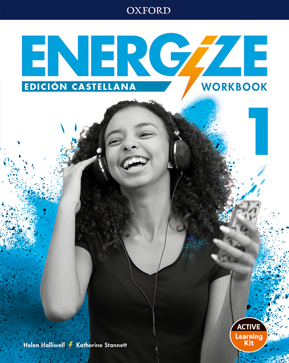 Energize 1. Workbook Pack. Spanish Edition