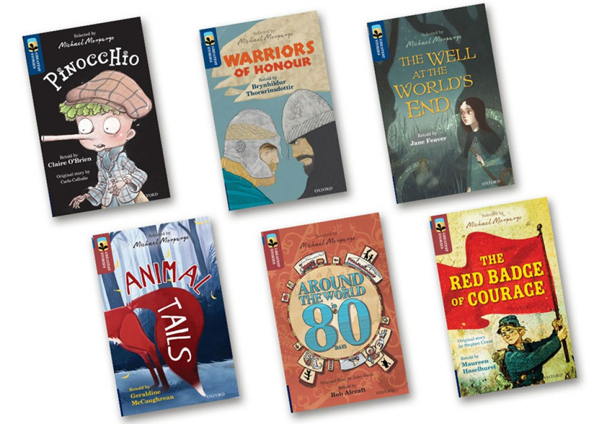 Oxford Reading Tree TreeTops Greatest Stories: Oxford Level 14-15. Mixed Pack