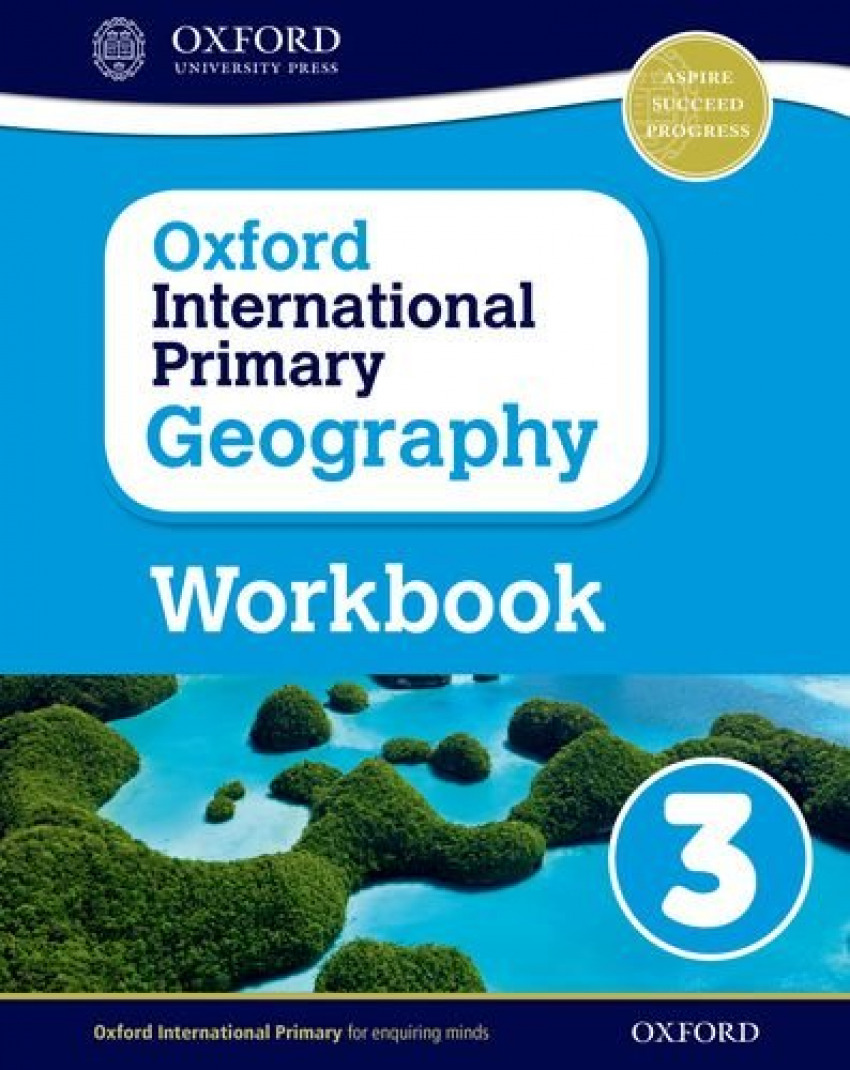 OXFORD INTERNATIONAL PRIMARY GEOGRAPHY WB 3