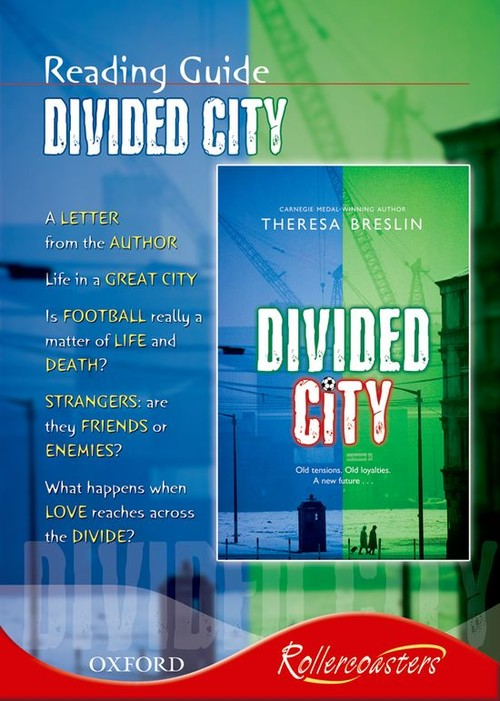 DIVIDED CITY. READING GUIDE