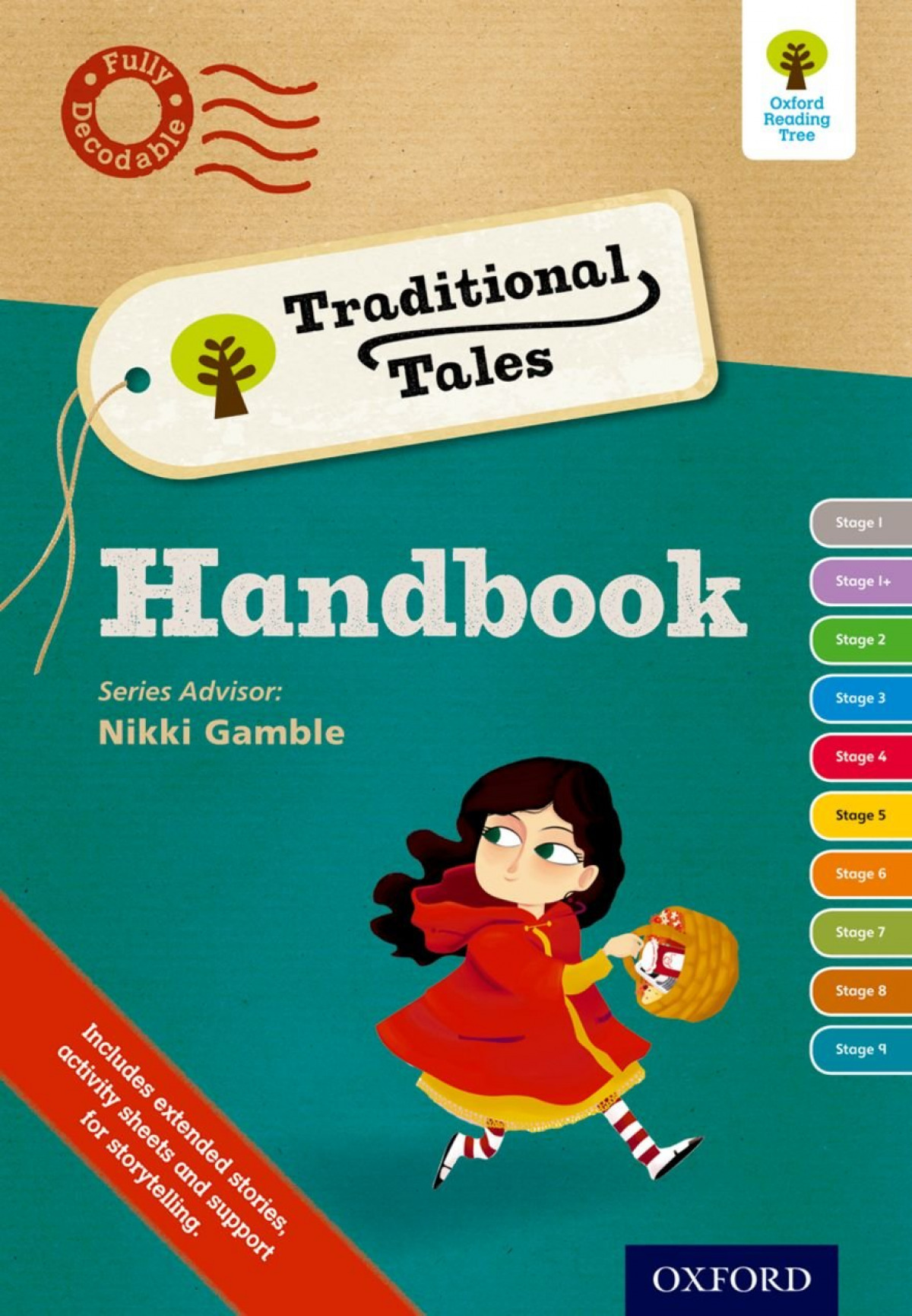 Oxford Read and Discover Traditional Tales: Handbook (1-9)