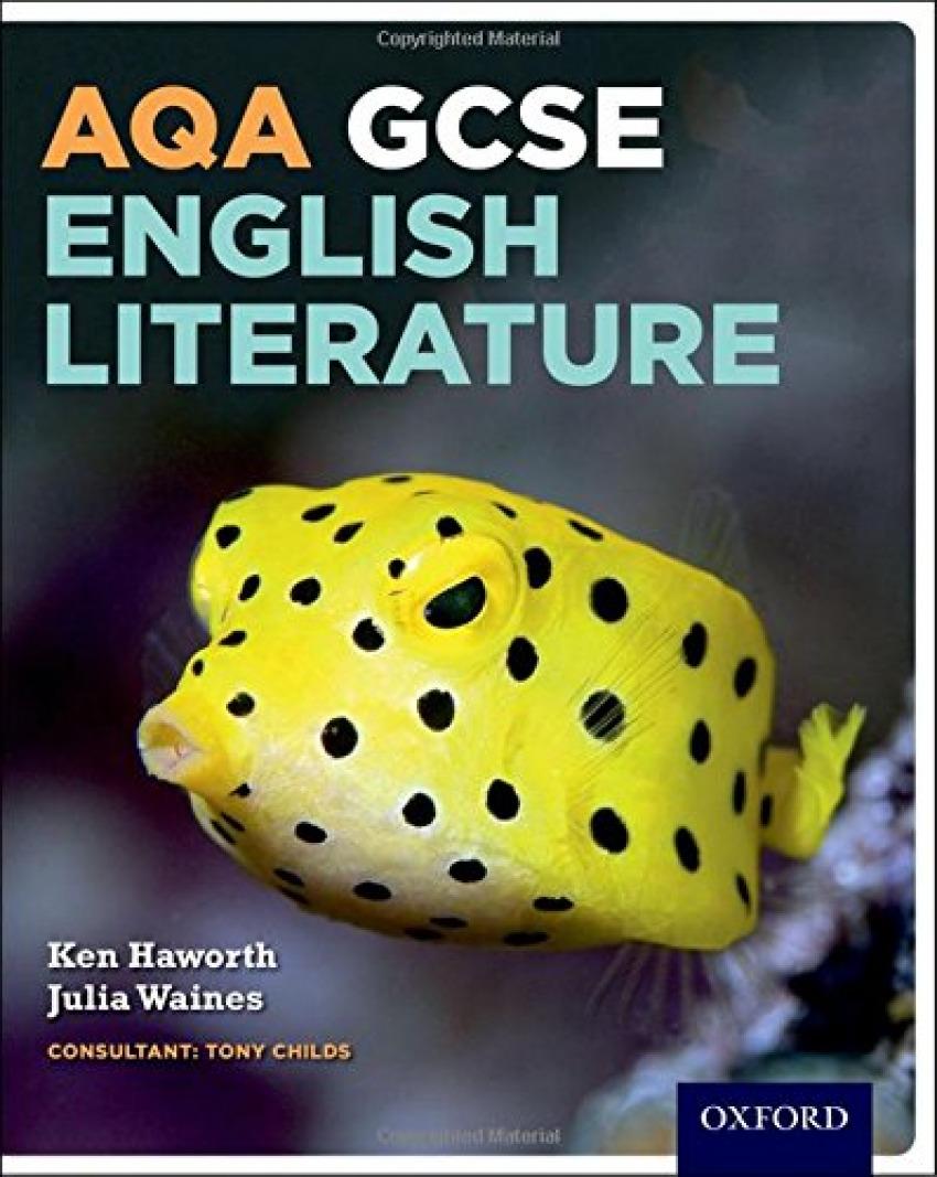 AQA GCSE ENGLISH LITERATURE SB