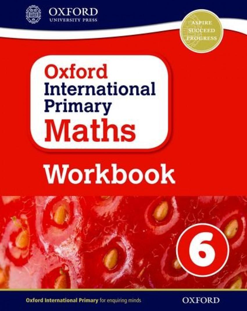 OXFORD INTERN PRIMARY MATHS 6 WB