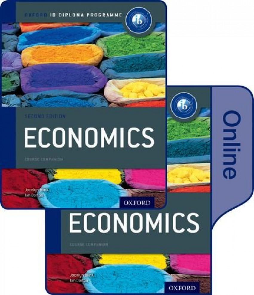 IB ECONOMICS PRINT AND ONLINE STUDENT