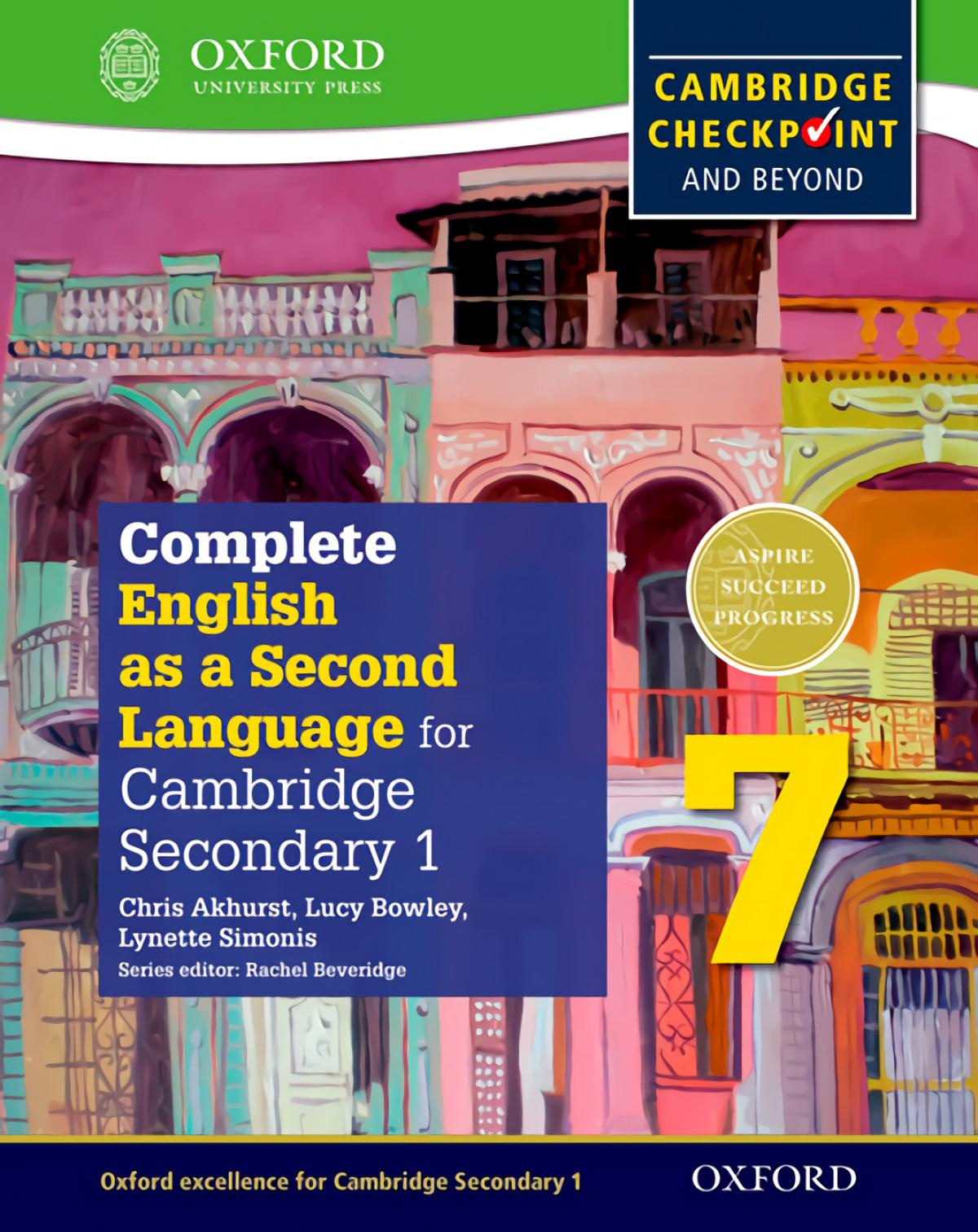 (17).(7 ST).COMPLETE E.SECOND LANGUAGE CAMBRIDGE SECONDARY